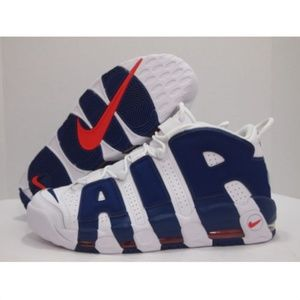 Nike Air More Uptempo '96 Knicks Size 12.5